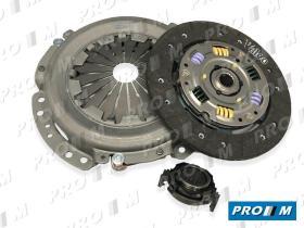 Valeo 616846 - Kit ewmbrague Citroen AX 160 MM