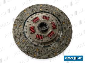 Valeo 627979 - Disco de embrague Citroen Peugeot 200mm