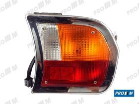 Iluminación (hasta '90) 0080110067 - Piloto matricula Peugeot 504