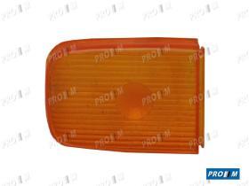 Iluminación (hasta '90) 1424100046 - Tulipa delantera redonda bicolor MG1100-1300 Jeep Comando