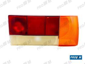 Iluminación (hasta '90) 1620770063 - Piloto trasero izquierdo Peugeot 505 antiguo