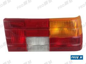 Iluminación (hasta '90) 1621640067 - Piloto trasero izquierdo Opel Omega A