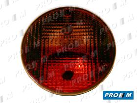 Iluminación 0086100062 - Piloto trasero universal 155mm x 75mm
