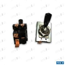 Mini 555779G - Interruptor luces 3 posiciones 1ª calidad Lucas