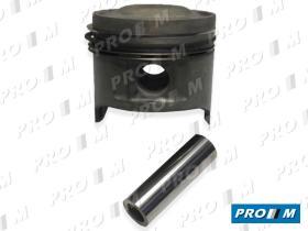 Seat Clásico 93281620 - Juego de pistones 84mm STD Seat 1800 2000