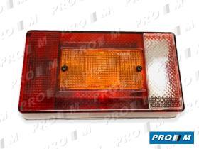 ILUMINACIÓN 3105 - Piloto universal 3 funciones y matricula 108X108mm