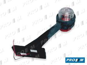 ILUMINACIÓN 3142 - Piloto trasero izquierdo  5 funciones y antiniebla 185X95mm