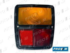 Prom Iluminación 1149N - Tulipa piloto trasero izquierdo Simca 1000 Rally