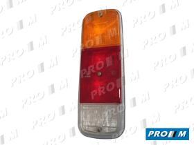 Prom Iluminación 2429 - Portalámparas trasera izquierda MB 200-300 W123  76-84