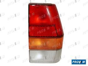 Prom Iluminación 2512 - Piloto trasero derecho VW Polo Coupé - 5/90