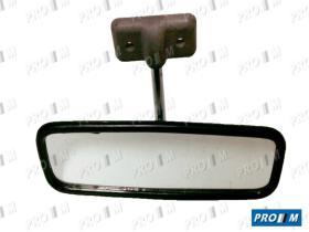 Prom Iluminación E28 - Espejo izquierdo universal furgoneta metálico