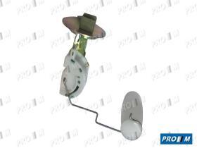 Aforadores 6116 - Aforador sensor nivel de combustible Renault 6 70-73