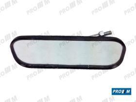 Iluminación (hasta '90) 0072710072 - Espejo de puerta izquierda Renault 1ªSerie