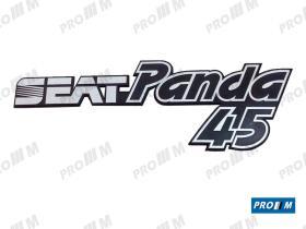 Seat Clásico ATP45 - Aleta delantera izquierda Seat Panda