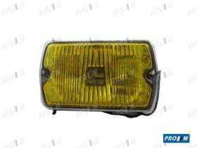 Accesorios 132105000100 - Faro antiniebla amarillo tipo Cibie