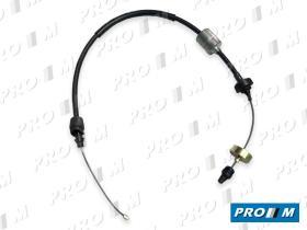 CABLES DE MANDO 010197 - Cable embrague Opel Astra 1.4-1.6-1.8-2.0 16V 94->