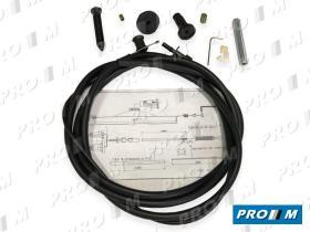 CABLES DE MANDO 050287 - Cable acelerador Fiat Cinquecento Sportin 683X833MM