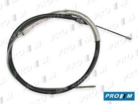 CABLES DE MANDO 070324 - Cable freno Seat Ibiza-Córdoba LH-RH  94->