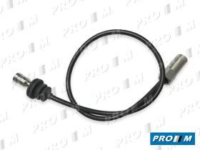 CABLES DE MANDO 23129 - Cable cuentakilómetros Opel Corsa