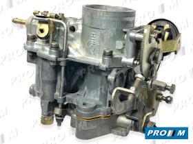 Prom Carburador 32IF7 - CARBURADOR SIMCA 1000 WEBER 32ICR2