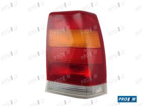 Iluminación (hasta '90) 1620370062 - Piloto trasero derecho Opel Kadett GSI