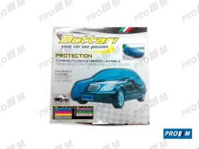 Accesorios 18291 - Funda coche exterior nylon Talla 2