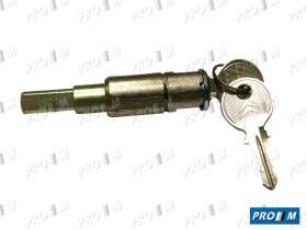 Clausor 6080 - Cerradura de portón con bombin Renault 21 Nevada