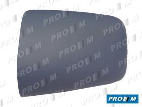 Spj V0025 - Carcasa de espejo izquierdo imprimado Seat Toledo