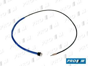 Spj 803612 - Cable de cuentakilómetros BMW Serie 3 E36 1730mm