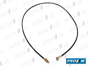 Spj 803614 - Cable de cuentakilómetros BMW Serie 3 E36 1800mm