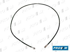 Spj 803615 - Cable de cuentakilómetros Citroen C35 1770mm