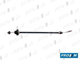 Spj 903075 - Cable de freno trasero Seat 124-1430
