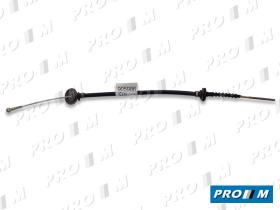 Spj 905986 - Cable de acelerador Renault 25 1215mm