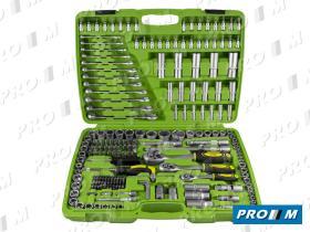 JBM 50895 - Estuche de herramientas 216 piezas