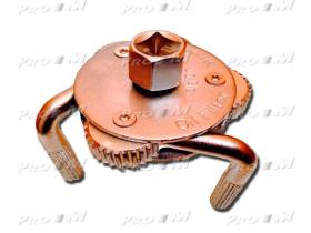 Accesorios 51353 - Llave filtro aceite 3 patas planas