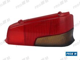 Iluminación (hasta '90) 1425031067 - Tulipa trasera derecha Peugeot 309 antiguo