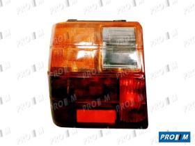 Iluminación (hasta '90) 08750 - Piloto trasero derecho Fiat Regata 83-86