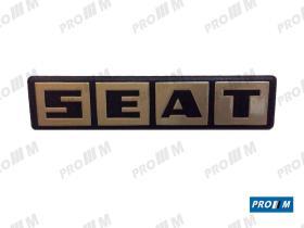 Seat Clásico S1879 - Anagrama 1.7 de aleta delantera