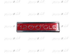"""Simca SIM1007 - Anagrama Simca """"GL"""""""