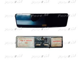 Accesorios EI600C - Espejo interior cromado universal