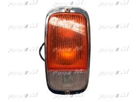 Iluminación (hasta '90) 0125500066 - Piloto delantero Ambar y Blanco