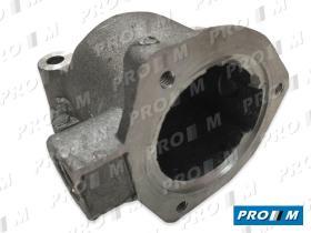 Caucho Metal CT-15 - Cuerpo termostato Ford Escort 1.3 1.6 CVH 83->91  92sf8k572