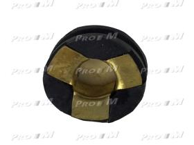 Caucho Metal 17495 - silemblock 7x26