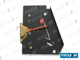 Magneti Marelli 444112 - Reloj temperaatura cuadro Seat 850 berlina
