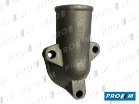 Caucho Metal TT-180 - Tapa termostato Audi 80 desde el 92  026121145f 02612144f