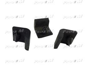 Caucho Metal 10539 - Taco de goma de puerta Seat 600