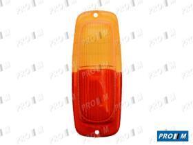 Iluminación (hasta '90) 0081201063 - Piloto trasero Dkw rojo ámbar Cahta O319