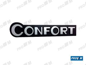 Material Peugeot P1871 - Anagrama Peugeot CONFORT