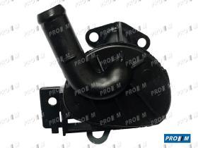 Caucho Metal VF-1 - Grifo calefaccion Fiat Panda 4X4
