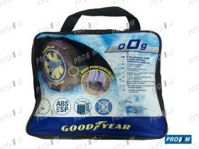 Accesorios 8ZFG - Cadenas de nieve tela talla G